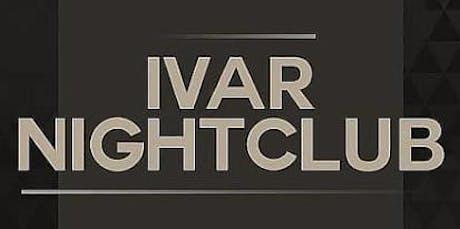 Ivar Fridays at Ivar Free Guestlist - 10/11/2019 tickets