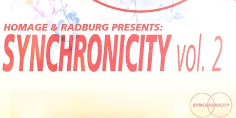 Synchronicity vol. 2 tickets