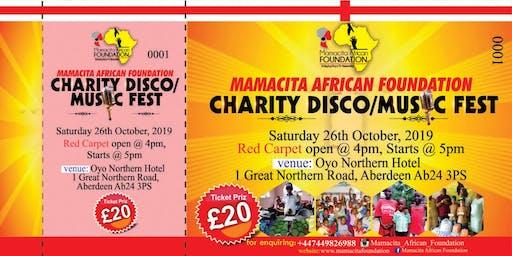 Mamacita African Foundation     Disco Night /Music Fest