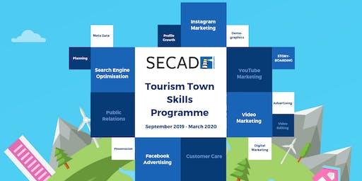 SECAD Tourism Towns Skills Programme - Menu Planning Programme 2 Session 2