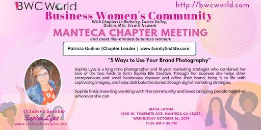 BWC Manteca Chapter Meeting (October)