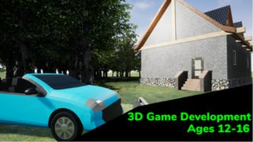 3D Game Development After School Program for Teens