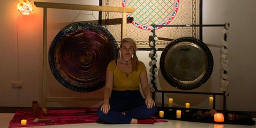 Private Gong and Sound Experience