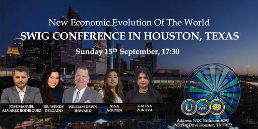 SWIG Conference in Houston, Texas