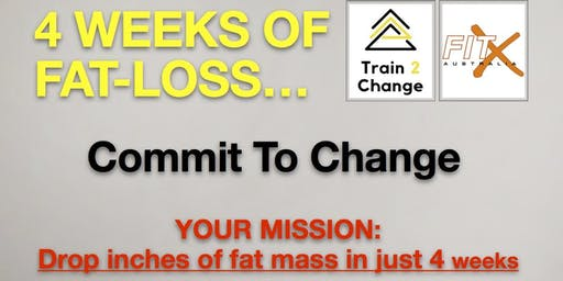 4 WEEKS OF FAT LOSS with RonnyG of T2C