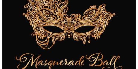 District 12 Masquerade Ball tickets