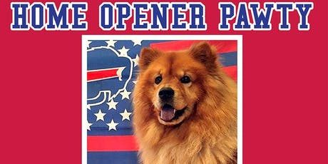 BarkHappy Buffalo: Home Opener Pawty Benefiting Buffalo C.A.R.E.S. tickets