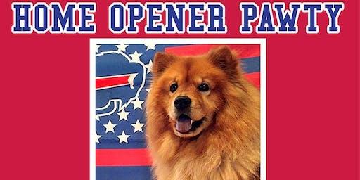 BarkHappy Buffalo: Home Opener Pawty Benefiting Buffalo C.A.R.E.S.