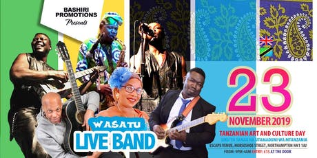 Tanzanian Arts and Culture Day tickets