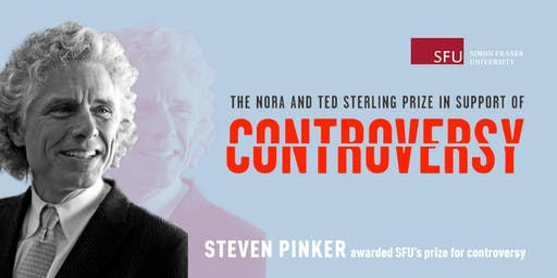 2019 Sterling Prize Ceremony & Lecture with Dr. Steven Pinker