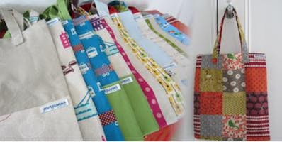 Beginner's Sewing: Totes!