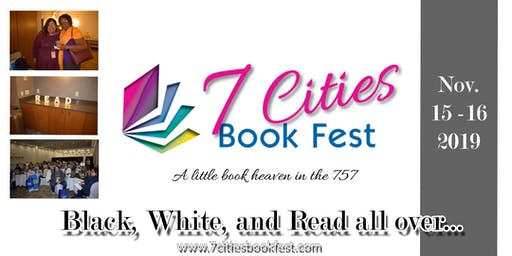 7 Cities Book Fest Reader Luncheon, Author Panel and Book Signing