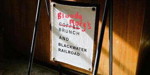 Blackwater Railroad Company Brunch at Williwaw Social