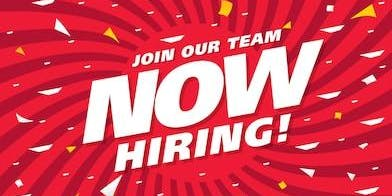 NOW RECRUITING -SALES, MARKETING, LEADERSHIP AND MANAGEMENT