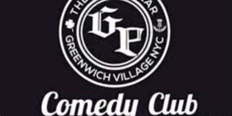 Free Tickets to Grisly Pear Comedy Club (Sunday 4PM) tickets