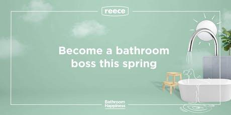 Bathroom 101 Workshop - Busselton tickets