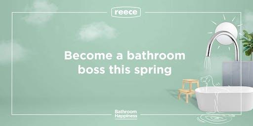 Bathroom 101 Workshop - Busselton