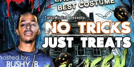 TATT2WIZENT PRESENTS ''NO TRICKS JUST TREATS'' HALLOWEEN PARTY tickets