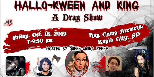 Hallo-Kween and King: A Drag Show