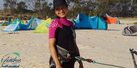 Week-end escape kitesurfing & life coaching! tickets