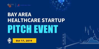 Bay Area Healthcare Startup - Pitch Event