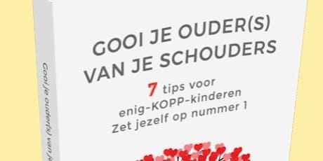 Gratis training 'Gooi je ouders van je schouders - Zet jezelf op nummer 1!' tickets