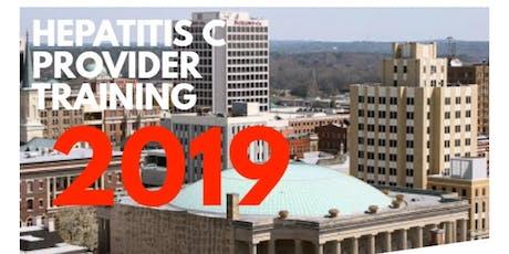 Hepatitis C Provider Training 2019 tickets