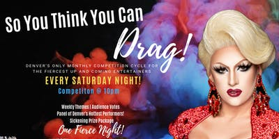 So You Think You Can Drag - Drag Competition