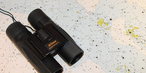 Astronomy with Binoculars Class
