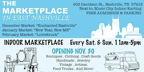 East Nashville Holiday Market: Enchanted Nashville tickets