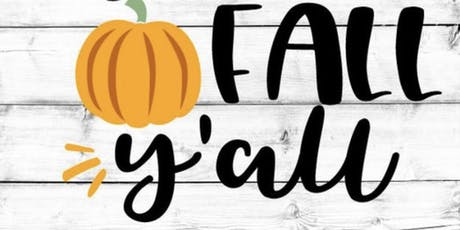 It's Fall, Y'all! Paint Workshop tickets