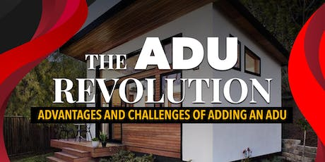 The ADU Revolution tickets