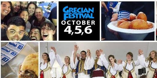 Sunday Oct 6th ABQ Greek Fest