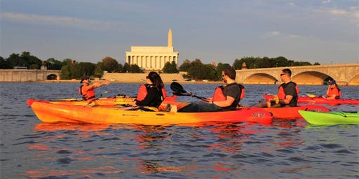 Singles Club SATURDAY Kayaking & Happy Hour@GEORGETOWN