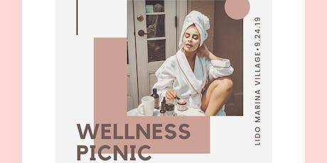 The Picnic Society // Mix and Mingle Wellness Picnic tickets