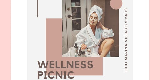 The Picnic Society // Mix and Mingle Wellness Picnic