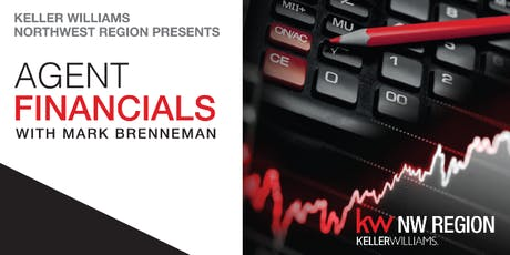 Agent Financials AKA How To Make More Money --and Keep It! --Portland tickets