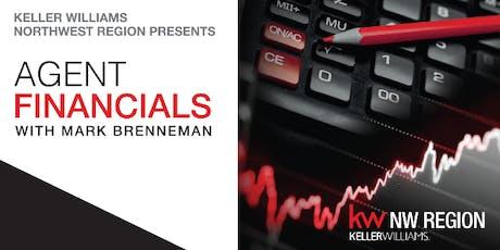 Agent Financials--Seattle tickets