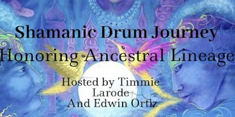 Shamanic Drum Journey Meditation tickets
