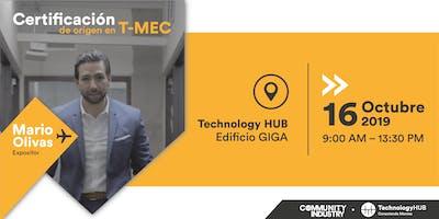 Workshop: Certificación de origen en T-MEC