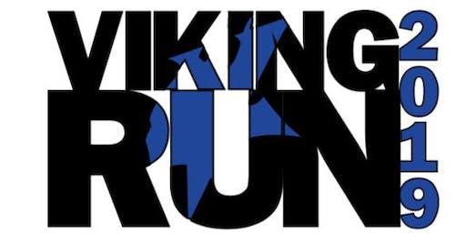 Viking Run 5k - ECSU Homecoming 2019 (Virtual Run)