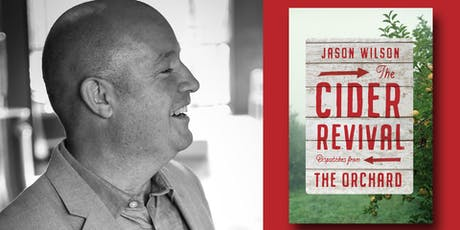 Jason Wilson - The Cider Revival tickets