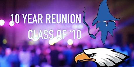 RHS / RHHS 10-Year Reunion  tickets