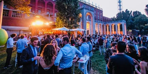 MILANO FASHION WEEK - TRIENNALE MILANO GARDEN COCKTAIL PARTY - Opening