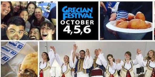 Friday Oct 4th ABQ Greek Fest