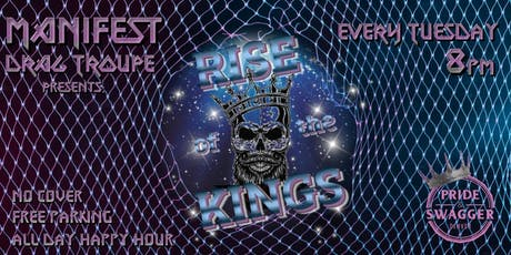 Rise of the Kings - Drag King Show tickets