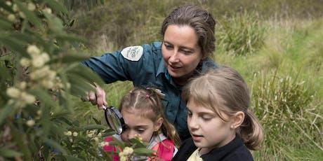 Junior Rangers Wildlife Detective - Dookie CWA Gardens tickets