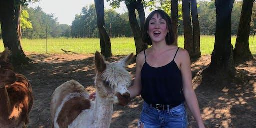 Alpacaroo! Paca Ears Concert