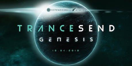 TRANCESEND: Genesis tickets