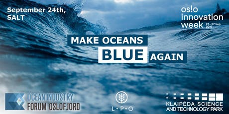 Make Oceans Blue Again tickets
